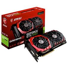 GeForce GTX 1080 8 GB GDDR5X Pci-E DVI Dual Link / HDMI / 3x Display Port Gaming X RICONDIZIONATO