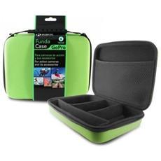 Bxgobag02 V-borsa Per Fotocamera E Accessori Sportivi, Taglia Piccola, 250 X 180 X 70 Mm, Colore: Verde