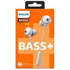 PHILIPS - SHE4305WT Auricolare Stereofonico Cablato Bianco auricolare per  telefono cellulare 5c4ee727463a