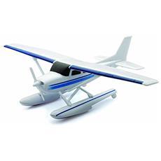 DieCast 1:42 Aereo Cessna 172 Skyhaww Whith Float 20653