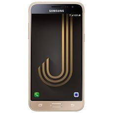 "Galaxy J3 Oro 8 GB 4G / LTE Dual Sim Display 5"" HD Slot Micro SD Fotocamera 8 Mpx Android Italia"