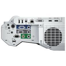 Proiettore EB-1460Ui LCD WUXGA Luminosità 4400 Lumen Rapporto di Contrasto 16000:1