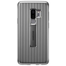Cover Protective Standing per Galaxy S9+ colore Argento