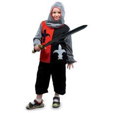Vestito Da Cavaliere Per Bambini 4-10 Anni