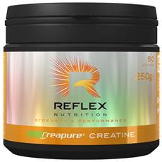 Creapure Creatine Monohydrate 250g - Reflex - Creatine Monohydrate -