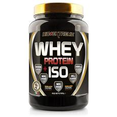 Whey Protein + Iso [1500 G] Gusto Cioccolato - Concentrato Di Proteine Del Siero Di Latte Instant
