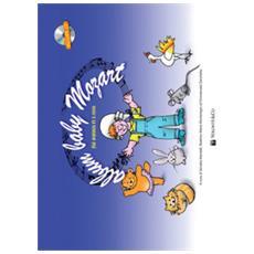 Album Baby Mozart Per Bambini Di 3 Anni. Con Cd-audio