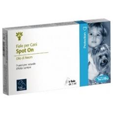 Fiale Spot On per Cani 5 pipette - 3,0 ml