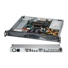 5019S-ML, Intel C236, LGA1151, Intel, 1U, Aspeed AST2400, Core i3, Xeon