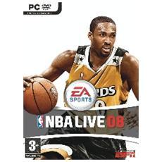 PC - NBA Live 2008