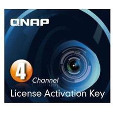 Nas Camera License Pack 4 Channels Surveillance Station