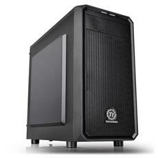 Case Versa H15 Mini Tower Micro-ATX / Mini-ITX Colore Nero
