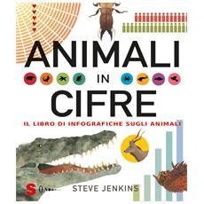 Steve Jenkins - Animali In Cifre