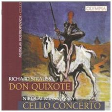 Strauss Richard - Don Chisciotte Op 35 (1896 97)