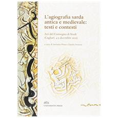 L'agiografia sarda antica e medievale. Testi e contesti