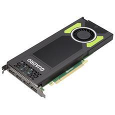 Quadro P4000 8 GB GDDR5 PCIe / 4 x DisplayPort