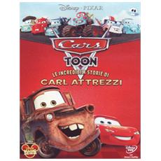 Dvd Cars Toon - Le Incredibili Storie. . .