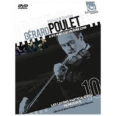 Gerard Poulet Violinist & Teacher