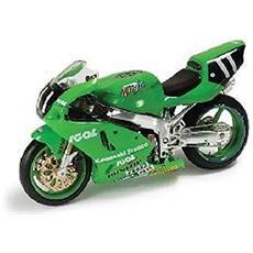 Jbo012 Kawasaki Zx-7rr Winner Lm 1999 1/24 Modellino