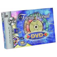 Gioco Tavola Trivial Pursuit Dvd Nuovissimo