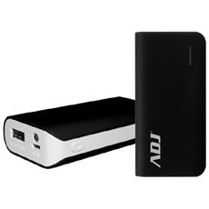 Power Bank da 5200 mAh 1 x USB / Micro-USB Colore Nero