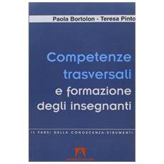 Competenze trasversali e formazione degli insegnanti