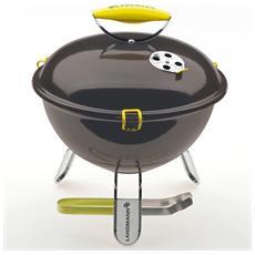 Barbecue A Carbone Piccolino 34 Cm Antracite 31377
