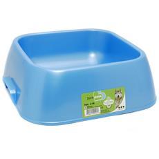 Ciotola Leggera Per Animali (l) (blu)
