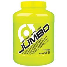 Jumbo 9,70 Lbs (4400g) - Scitec - Gainers, Mass Gainers - Cioccolato