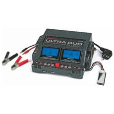ULTRA DUO PLUS 60 Auto / Indoor battery charger Nero