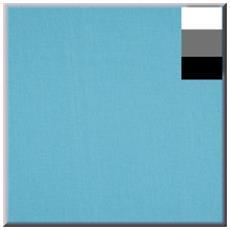 Stoffa sfondo 2,85x6m blu turchese 3115U - Europa