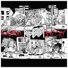 "Rock Bottom - Moral Decay (+ Cd) (7"")"