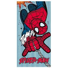 Telo Mare Spiderman Asciugamano Telo Mare Piscina Telo Spiderman Originale 140cm X 70cm