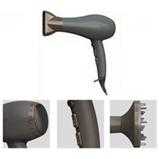 Asciugacapelli Professionale W 2000 Diffusore Capelli Ricci Gd219 Fon