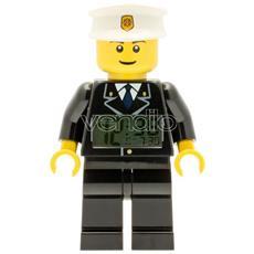 Sveglia City Poliziotto Gadget