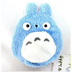 Terminal Studio Ghibli - Sorridente Blu Totoro Borsa Peluche Merchandising