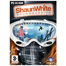 PC - Shaun White Snowboarding