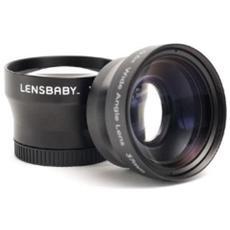 Adattatore Lensbaby 06x Wide Angle Telephoto Kit