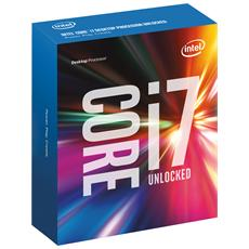 INTEL - Processore Core i7-6700K (Skylake) Quad-Core 4 GHz...
