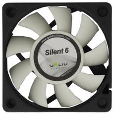 ICPU-GE-SIL6 - Ventola Silent 60x60x15.5 12V