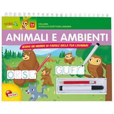 Animali E Ambienti - Scuola Di Scrittura Lavagna