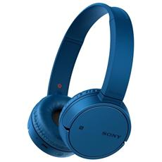 Cuffia Wireless con Bluetooth e NFC ZX220BT Colore Blu
