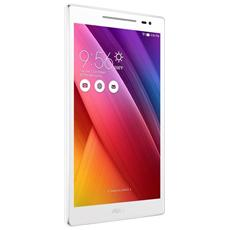"ZenPad 8.0 Bianco Display 8"" Ram 2GB Memoria 16GB +Slot MicroSD Wi-Fi Fotocamera 5Mpx Android - Europa"