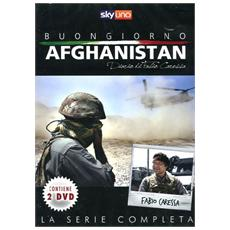 DVD BUONGIORNO AFGHANISTAN (es. IVA)