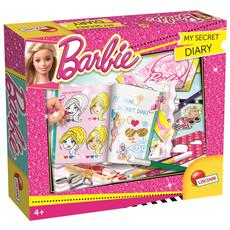 55951- Barbie My Secret Diary