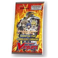 Vanguard Scontro Cavalieri-draghi Busta Carte - Da Gioco / collezione