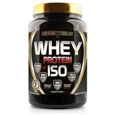 Whey Protein + Iso [1500 G] Gusto Bacio - Concentrato Di Proteine Del Siero Di Latte Instant