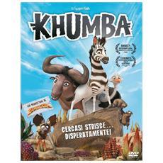 Dvd Khumba - Cercasi Strisce. . . Disper.