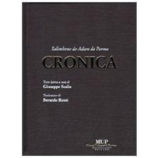 Cronica. Testo latino a fronte
