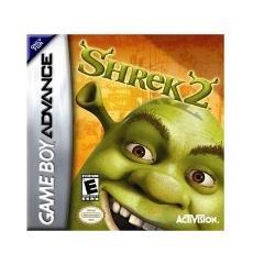 Shrek 2: The Movie Gba